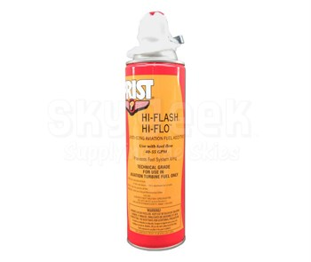 Prist Aerospace 36437 HI-FLASH HI-FLO Anti-Icing Aviation Fuel Additive - 20 oz