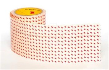 "3M 048011-63691 Polyurethane Protective Tape 8657DL - 24"" x 36 yd"