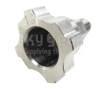 3M 051131-16022 Pps Adapter #12 Converts Paint Spray Guns Requiring 10 Mm Male 1.0 Mm Thread