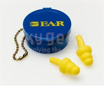 3M 080529-40000 E-A-R UltraFit 340-4001 Uncorded Earplugs in Carrying Case - 200 Pair/Box