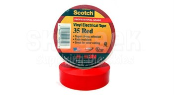 3M 10810 Scotch Vinyl Electrical Color Coding Tapes 35