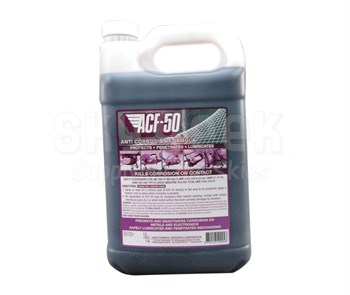 Lear Chemical Research 10004 ACF-50 Anti-Corrosion Lubricant Compound - 4 Liter Jug