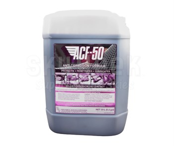 Lear Chemical Research 10020 ACF-50 Anti-Corrosion Lubricant Compound - 20 Liter Pail