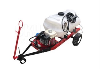 Aircraft Deicing P60GPS Gasoline Powered 60 Gallon Aircraft Deicing Cart