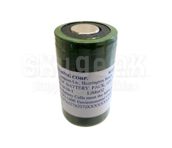 Ameri-King 4500010-2 Lithium Battery - 1D Cell - LiSO2 - ELT AK-451