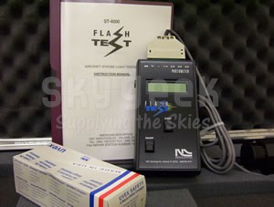 American Aerospace ST-4000 Aircraft Strobe Light Intensity Tester