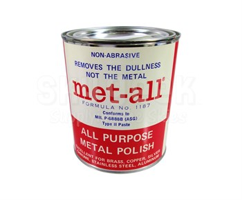 Met All AP-20 All Purpose Polish - 32 Oz. Can