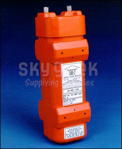 Artex 455-5012 Model C406-2 HM Helicopter 406 MHz Emergency Locator Transmitter with Rod Antenna