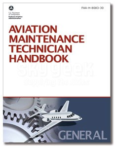 ASA FAA-H-8083-30 Aviation Maintenance Technician Handbook