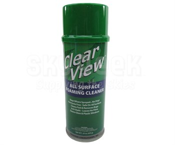AvLabs AVL-AGC Clear View Aircraft Glass & Plastic Cleaner - 15 oz Aerosol Can