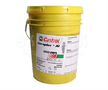 Castrol Aeroplex AI Aircraft Multi-Purpose Grease - 35 lb Pail