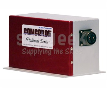 Concorde RG-125 24-Volt Emergency Aircraft Battery