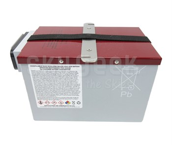 Concorde RG-443 24-Volt Emergency Aircraft Battery