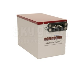 Concorde RG-641 24-Volt Turbine Aircraft Battery