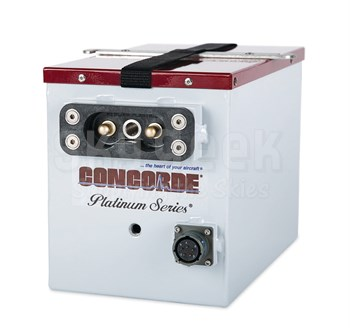Concorde RG-145-2 24-Volt Emergency Aircraft Battery