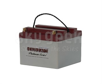 Concorde RG24-16 24-Volt General Aviation AGM Aircraft Battery