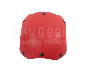David Clark 22590G-05 Shell Assembly Back Pimento Red Color