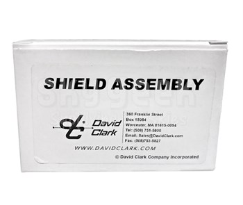 David Clark 22654G-01 Mike Shield Assembly