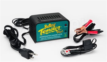 Deltran 021-0128 Battery Tender Plus 12-Volt Lead Acid Battery Charger
