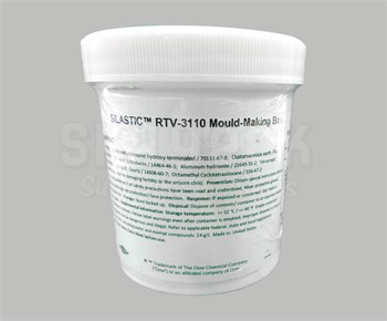 Dow Corning Xiameter RTV 3110 Silicone Rubber Encapsulant - 453gm