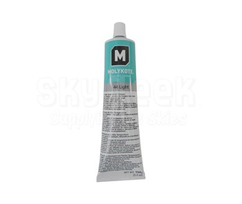 Dow Corning Molykote 44 Light High Temperature Bearing Grease - 5.3 oz Tube
