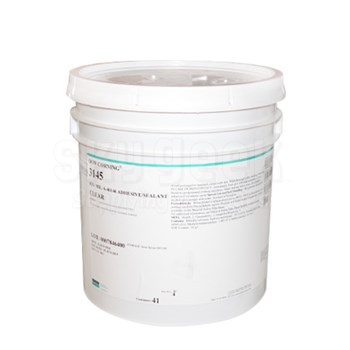 Dow Corning RTV-3145 Clear Silicone Adhesive Sealant - 19 Kg Can