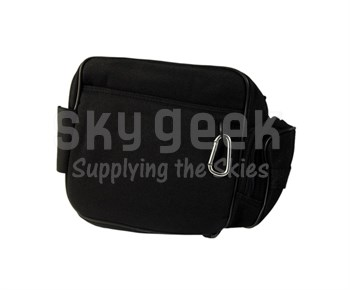 Flight Line FL-HC-40 Standard Padded Black Headset Bag