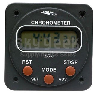 Astrotech AT660100 LC-6 Digital Chronometer