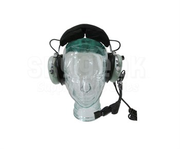 David Clark H10-76XP Panel Mount Low Impedance Noise-Cancelling Military Headset  (CLEARANCE)