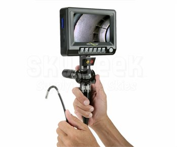 Hawkeye V2 060-6000-4 Tungsten Sheathed 6.0mm OD x 6.0m 4-Way Articulating Video Borescope