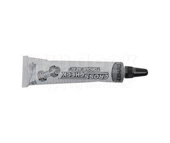 ITW ProBrands 83319 Cross-Check™ White Tamper Proof Torque Seal - 1 oz Tube