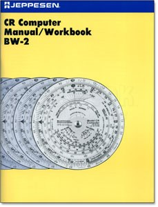 Jeppesen JS314295 CR-2, -3 or -5 Computer Manual - Workbook
