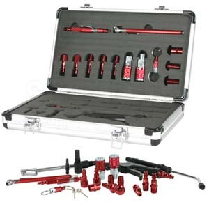 Legacy AC8050 23 Piece Air Accessory Blow Gun Kit