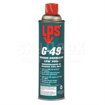 LPS Labs 05916 Bright Coat - Aerosol - Cold Galvanize 16 oz