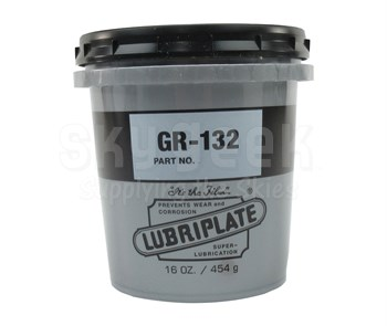 Lubriplate GR-132 Portable Tool Grease - 16 oz Plastic Tub
