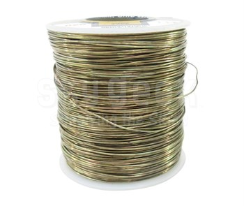 Military Standard MS20995CY25 Copper 0.025 Diameter Breakaway Wire (1 lb. Roll)