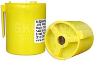 """Military Standard MS20995N16 Inconel 0.016"""" Diameter Safety Wire (1 lb Roll)"""