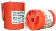 Military Standard MS20995NC48 Monel Safety Wire (1 lb. Roll) - 0.048 Diameter