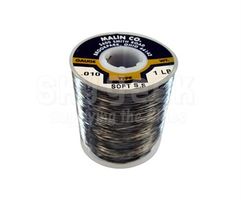 Military Standard MS20995C10 Stainless Steel Safety Wire (1 lb. Roll) - 0.010 Diameter