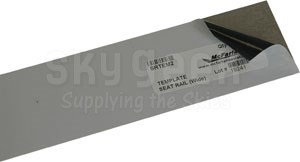 Mcfarlane aviation srtem2 wide template seat rail at for Rails html template