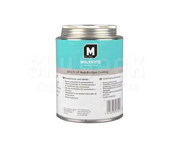 Dow Corning Molykote 3402-C LF Anti-Friction Coating - 500 Gram Can
