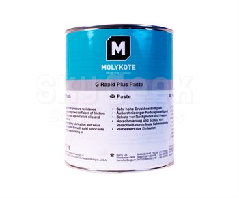 Dow Corning Molykote G-Rapid Plus Solid Lubricant Paste - 1 Kg