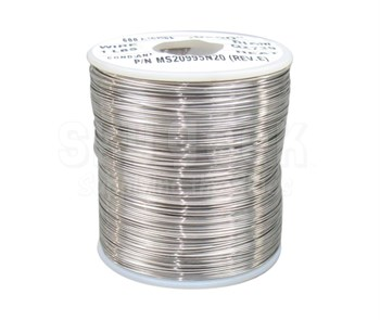 """Military Standard MS20995N20 Inconel 0.020"""" Diameter Safety Wire (1 lb Roll)"""