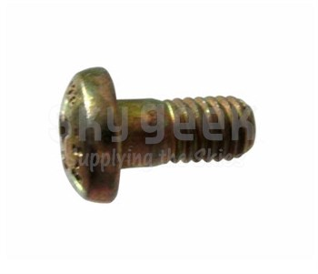 National Aerospace Standard NAS623-3-1 Steel Screw, Machine