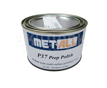 Met-All PP10436 P37 Prep Polish Polish - 16 Oz. Can