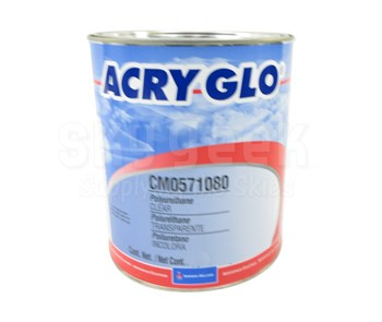 Sherwin Williams Cm0571080 Acry Glo Conventional Clear Coat Acrylic Urethane Paint Gallon At