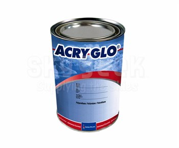 Sherwin Williams Fullm10714 Acry Glo Hs Metallic Ming Blue Acrylic Urethane Paint Gallon At
