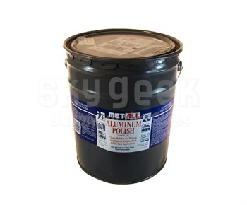 Met All TC-P Aluminum & Stainless Polish - 45 lb Pail
