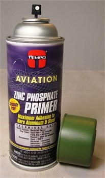 Tempo A-702 Green Zinc Phosphate Primer