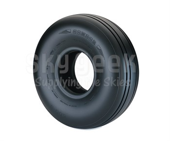 Michelin® 072-311-0 Condor® Black 5.00-5 10 Ply 120 MPH Aircraft Tire